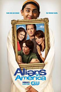 Picture of a TV show: Aliens In America