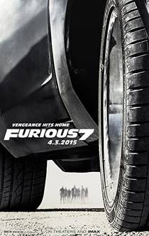 Picture of a movie: Fast & Furious 7