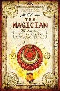 Picture of a book: The Magician