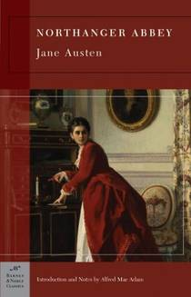 Picture of a book: Northanger Abbey