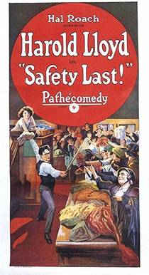 Picture of a movie: Safety Last!