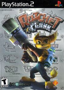 Picture of a game: Ratchet & Clank