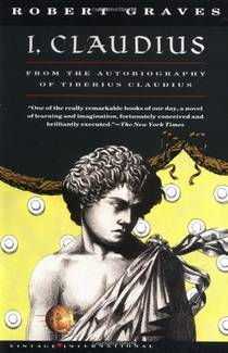 Picture of a book: I, Claudius