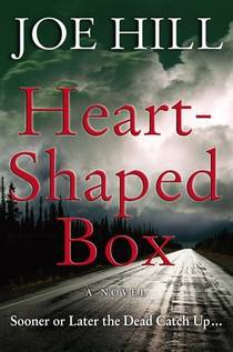 Picture of a book: Heart-Shaped Box