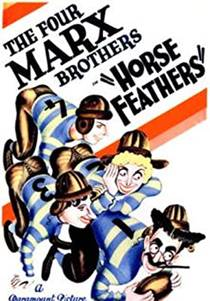 Picture of a movie: Horse Feathers