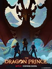 Picture of a TV show: The Dragon Prince
