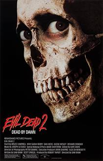 Picture of a movie: Evil Dead II