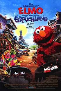 Picture of a movie: The Adventures Of Elmo In Grouchland