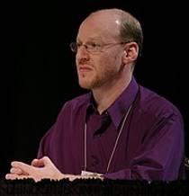 Picture of an author: Philip Plait