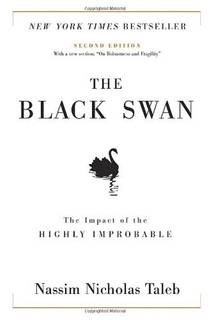 Picture of a book: The Black Swan: The Impact Of The Highly Improbable