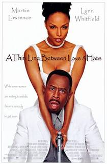 Picture of a movie: A Thin Line Between Love And Hate