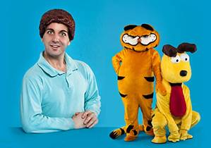 Picture of a TV show: Lasagna Cat