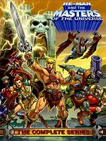 Picture of a TV show: Masters Of The Universe Vs. The Snake Men
