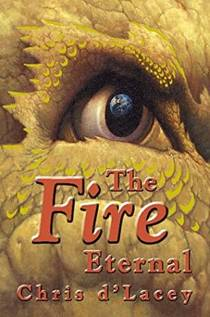 Picture of a book: The Fire Eternal