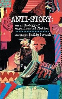 Picture of a book: Anti-Story: An Anthology of Experimental Fiction