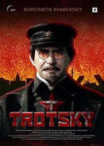 Picture of a TV show: Trotsky
