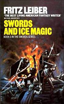Picture of a book: Swords And Ice Magic