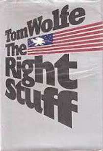 Picture of a book: The Right Stuff