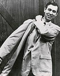 Picture of an author: Fred Rogers