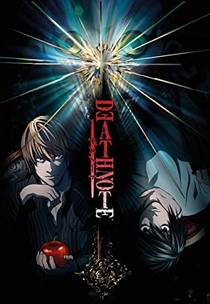 Picture of a TV show: Death Note