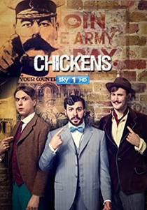 Picture of a TV show: Chickens