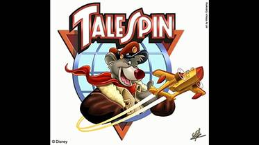 Picture of a TV show: Talespin