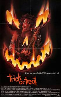 Picture of a movie: Trick Or Treat