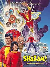 Picture of a TV show: Shazam!