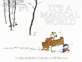 Picture of a book: It's A Magical World
