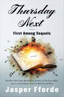 Picture of a book: First Among Sequels