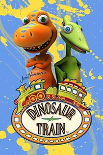 Picture of a TV show: Dinosaur Train