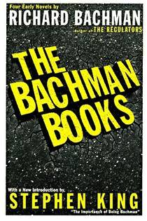 Picture of a book: The Bachman Books