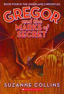 Picture of a book: Gregor And The Marks Of Secret