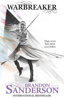Picture of a book: Warbreaker