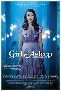 Picture of a movie: Girl Asleep