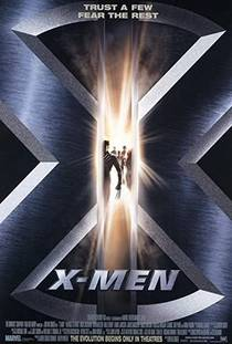 Picture of a movie: X-Men