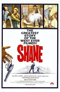 Picture of a movie: Shane