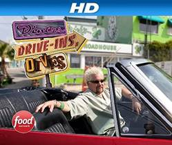 Picture of a TV show: Diners, Drive-Ins And Dives