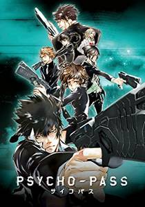 Picture of a TV show: Psycho-Pass