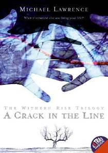 Picture of a book: A Crack In The Line