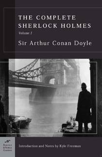 Picture of a book: The Complete Sherlock Holmes, Volume I