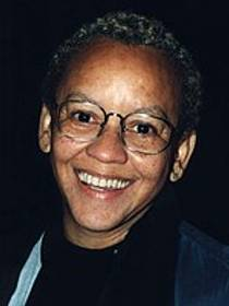 Picture of an author: Nikki Giovanni