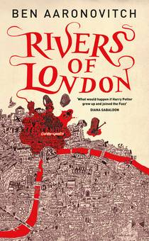 Picture of a book: Rivers Of London