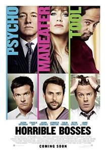 Picture of a movie: Horrible Bosses