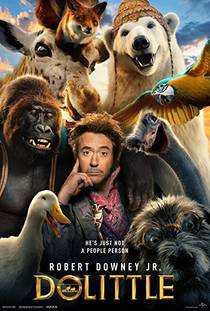 Picture of a movie: Dolittle