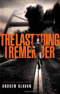 Picture of a book: The Last Thing I Remember