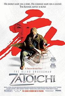 Picture of a movie: The Blind Swordsman: Zatoichi