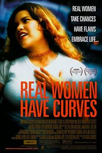 Picture of a movie: Real Women Have Curves