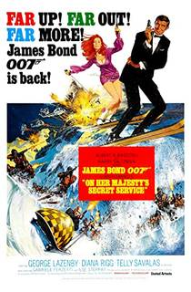 Picture of a movie: On Her Majesty's Secret Service