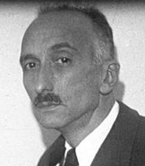 Picture of an author: François Mauriac